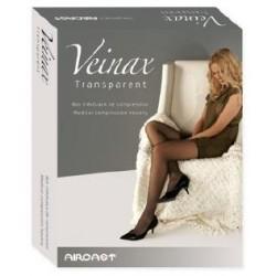 Bas de compression Transparent Veinax