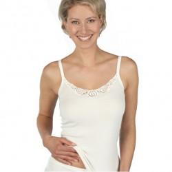 Sous-vêtement Angora à bretelles Medima