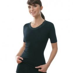 Sous-vêtement Angora manches courtes