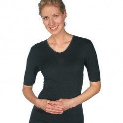 Sous-vêtement Angora petites manches