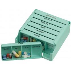 Pilulier semainier Medi 7