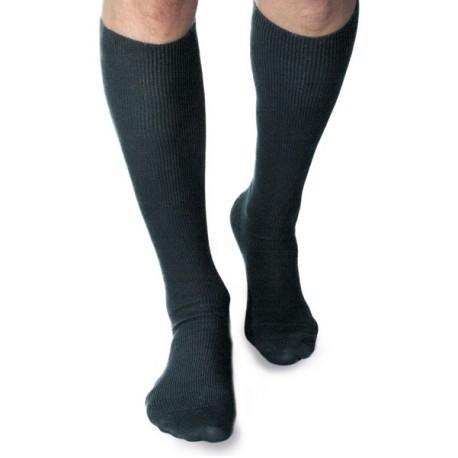 Chaussettes hautes en laine Medima