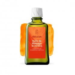 Huile de massage à l'arnica Weleda