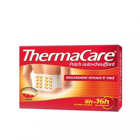 Patch dos ThermaCare