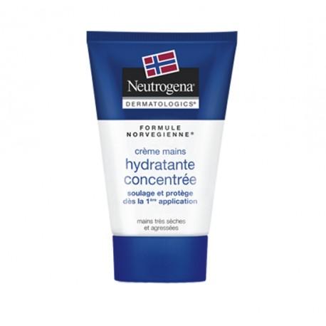 Crème mains Hydratante Neutrogena