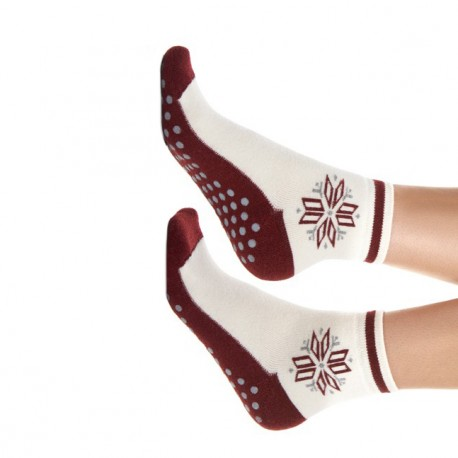 Chaussons Chaussettes antidérapants