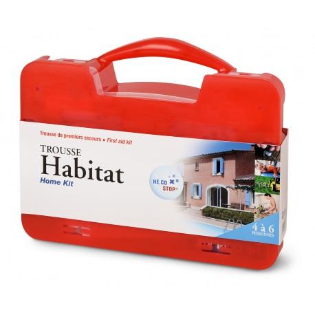 Trousse de secours Habitat