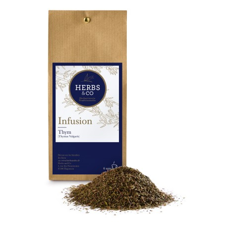 Infusion Thym Herbs and Co