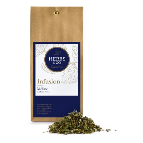 Infusion Mélisse Herbs and Co