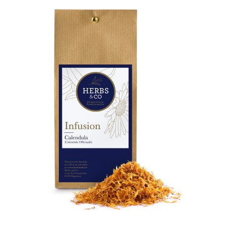 Infusion Calendula Herbs and Co