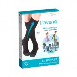 Chaussettes de voyage Traveno