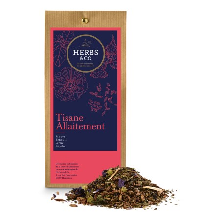 Tisane Allaitement Herbs and Co