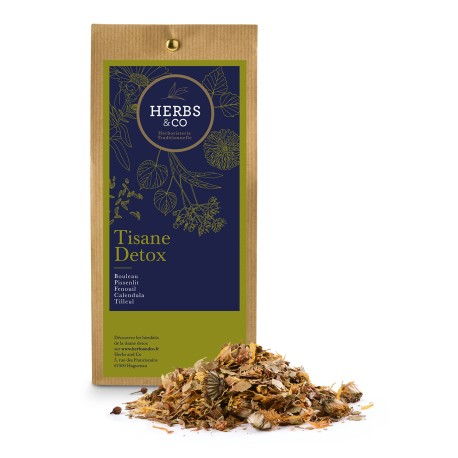 Tisane Detox Herbs and Co